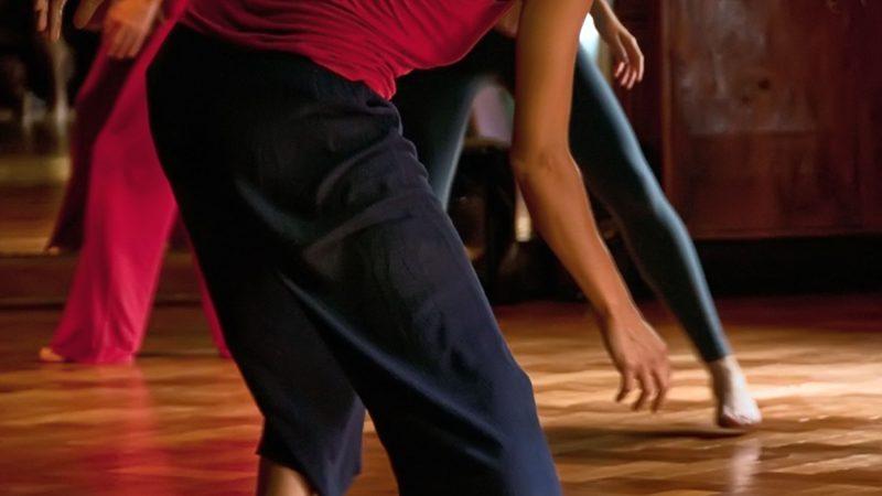 Dançaterapia – Método Maria Fux
