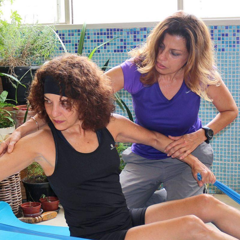 Reeducação Postural/Personal Trainer