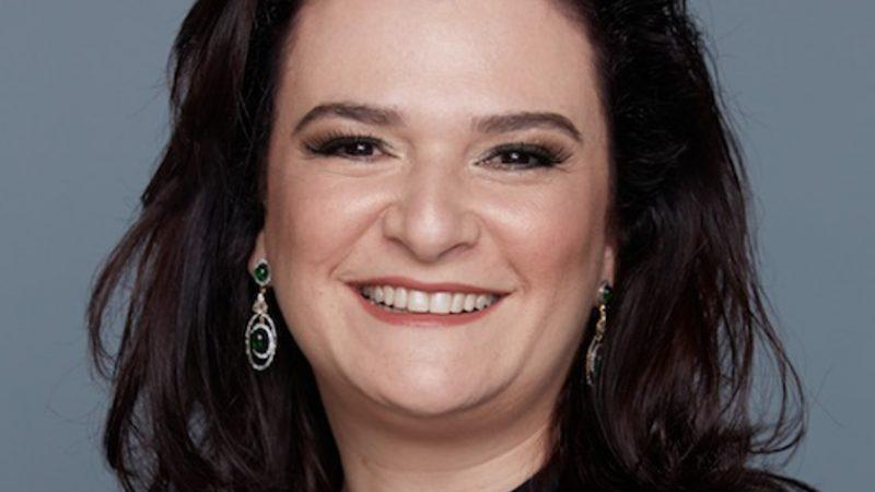 Nathalie Manber Helman, 49 anos, empresária social