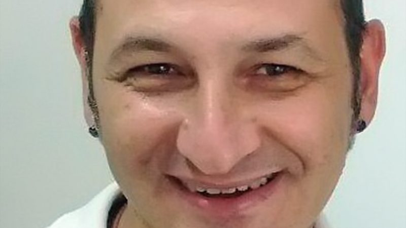 Roberto Tannenbaum, 52 anos, massagista